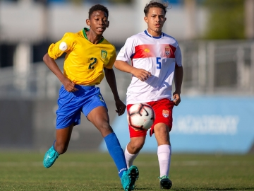 2019 Concacaf St. Vincent vs Cayman Islands