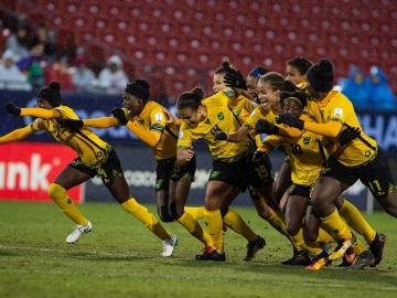 CWC2018 JA Women