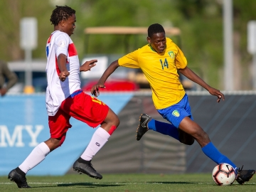 2019 Concacaf U17 St. Vincent vs Cayman Islands