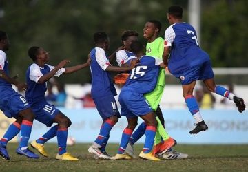 Haiti qualify for 2019