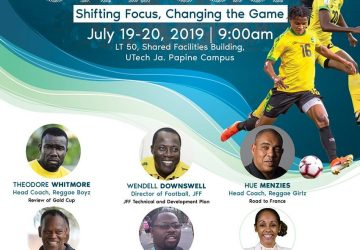 utech jamaica football coatching
