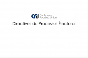 Electoral Process Guidelines (French)